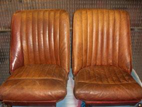 Leather Car Interior Restoration Amp Re Coloring Photos