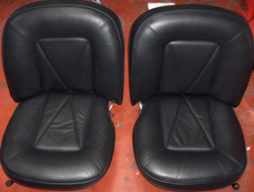Aston Martin Seats - After