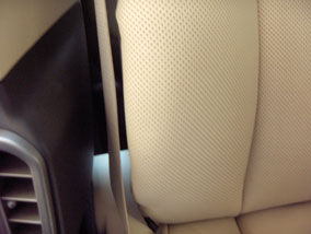 BMW Seat - After