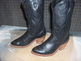 Boots - After