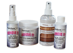 Fabric Stain Removal Kit