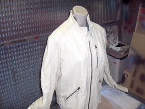 Jacket - before