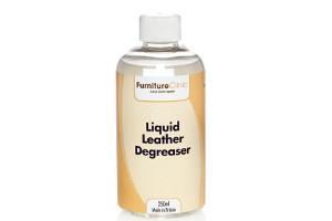 250ml Liquid Leather Degreaser
