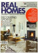 Recommended by Real Homes Magazine