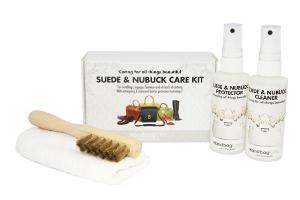 Furniture Clinic Suede & NuBuck Handbag Care Kit