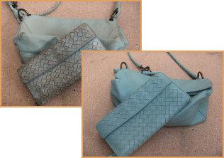 handbag before
