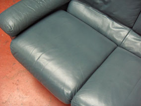 Finish Sofa Close Up