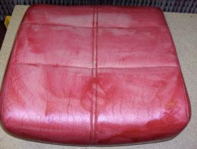 Leather colour change: 1 base coat