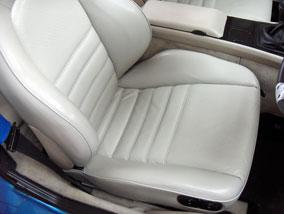 Porsche Seat - After