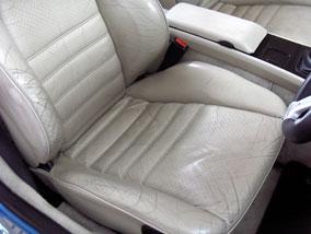 Porsche Seat - before